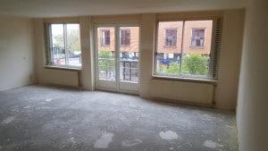Flat laminaatvloer verwijderen